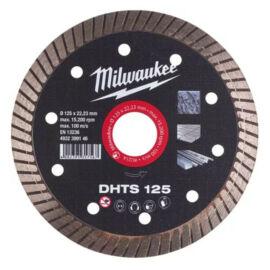 Milwaukee DHTS gyémánt vágótárcsa 125x1,2mm