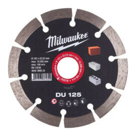 Milwaukee gyémánt vágókorong 125mm