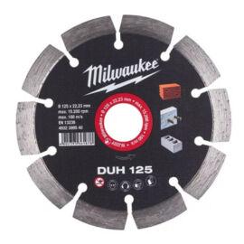 Milwaukee 125x2,6 mm gyémántvágó korong