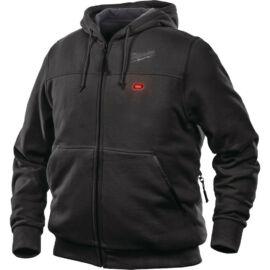 Milwaukee fűthető kabát M12HH BL-3-0  S-es, fekete