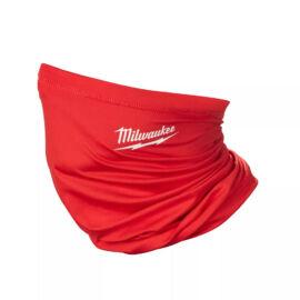 Milwaukee NGFM-R nyakvédő és szájmaszk, vörös