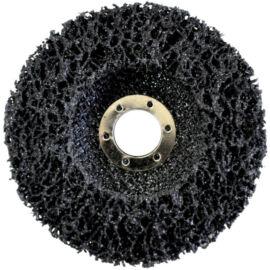 Négertárcsa (Nylon hálós) fekete 125x22mm