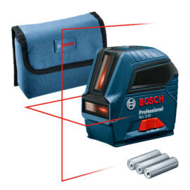 Bosch GLL 2-10 vonal lézer