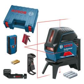 Bosch GCL 2-50 szintező lézer + LR6 vevőegység