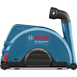Bosch GDE 230 FC-S porelszívó adapter sarokcsiszolóhoz