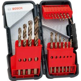Bosch HSS-Co fémfúró készlet