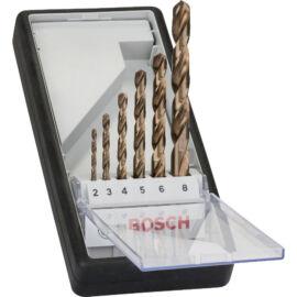 Bosch HSS-Co fémfúró készlet 2-8mm 6db
