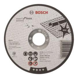 Bosch vágókorong INOX 125x2 mm AS46T