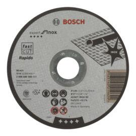 Bosch vágókorong INOX 125x1 mm AS60T