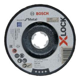Bosch X-LOCK tisztítókorong 125x6mm