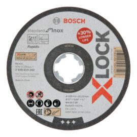 Bosch X-LOCK vágókorong 125x1mm