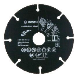 Bosch Carbide vágókorong 125 mm Multi Wheel