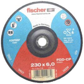 Fischer csiszolókorong 230x6x22,23 FGD-CP