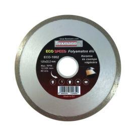Flexmann Eco Speed gyémánt vágókorong 125mm csempére ECO-1002