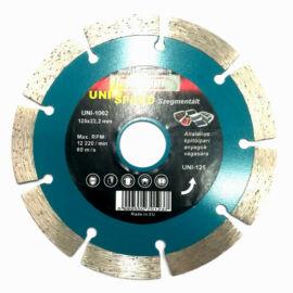 For Cut Uni Speed gyémánt vágókorong 125mm szegmenses UNI-1002