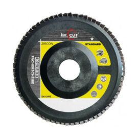 For Cut Lamellás csiszolókorong 125mm Z 80