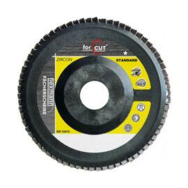 For Cut Lamellás csiszolókorong 125mm Z 100