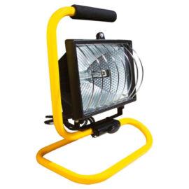 Topex halogén lámpa 230V 400W talpas