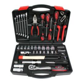 """Z-Tools dugókulcs és szerszám készlet 1/4 + 1/2"""" 56db"""