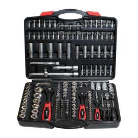 """Z-Tools dugókulcs készlet 1/4""""+3/8""""+1/2"""" 172db"""