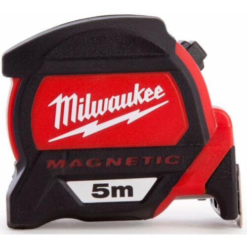 Milwaukee Mérőszalag 5 m mágneses