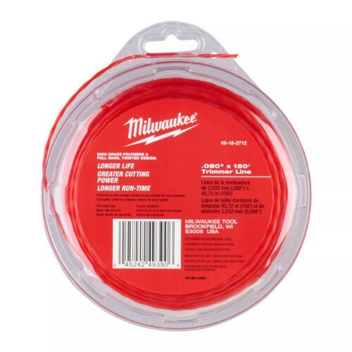 Milwaukee szegélyvágóhoz damil 2,0mm/45m