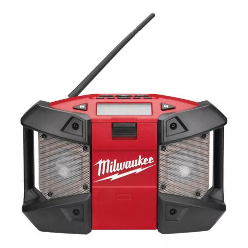 Milwaukee C12 JSR-O szuperkompakt rádió MP3