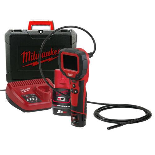 Milwaukee M12 IC-201C S M-SPECTOR 360 vizsgáló kamera