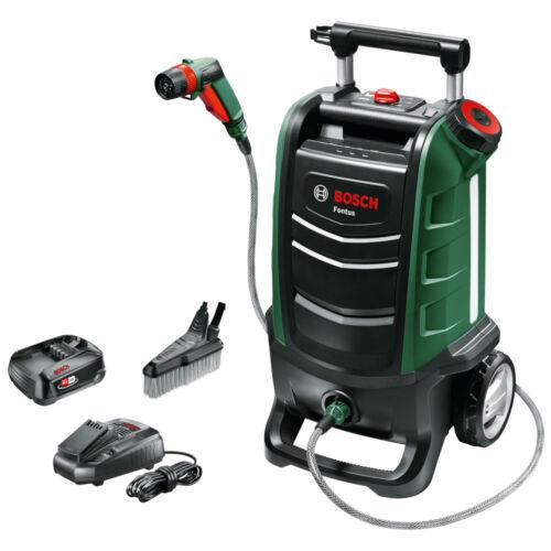 Bosch akkumulátoros mosó 18V Fontus