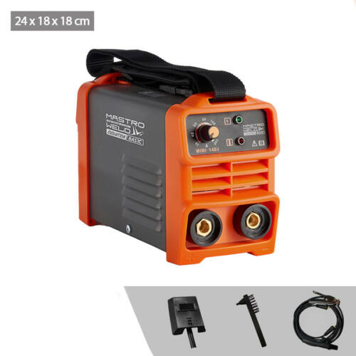 Mastroweld hegesztő inverter Mini 140I (Basic) 140A 220V