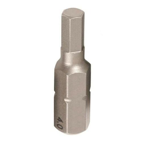 """Bit behajtóhegy 1/4"""" 4x25mm hatszög (imbusz)"""