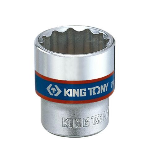 "Kézi dugókulcsfej 3/8"" 10mm King Tony"