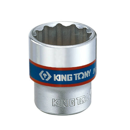 "Kézi dugókulcsfej 3/8"" 13mm King Tony"