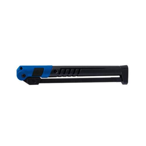 Összecsukható vékony zseblámpa 2W (USB töltős) King Tony