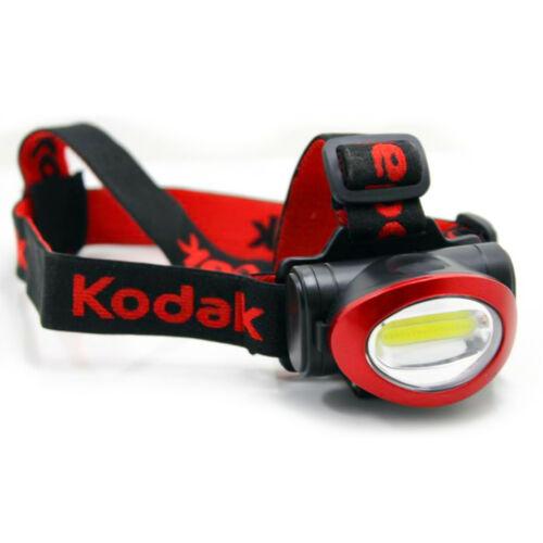 Kodak fejlámpa 5W LED 300 lumen (+3xAAA)