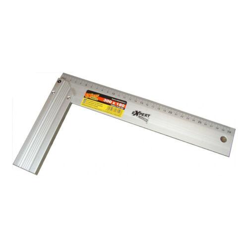 Derékszög alumínium 300mm Modeco 83022