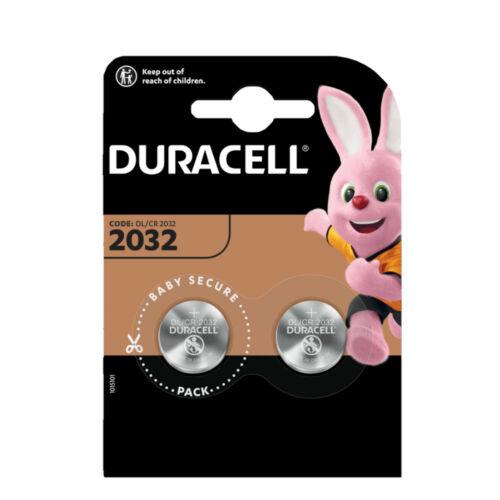 Duracell Gombelem Lithium CR2032 (3V) B2
