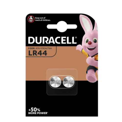 Duracell Gombelem Alkáli AG13/LR44  (1,5V) B2