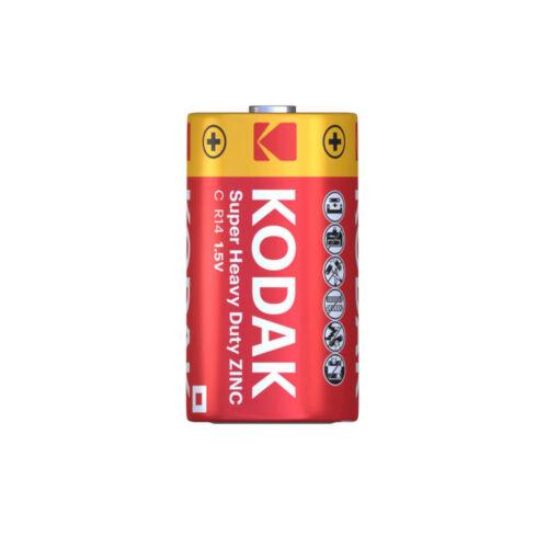 Kodak Extra Zinc féltartós Baby elem C (1,5V) B2