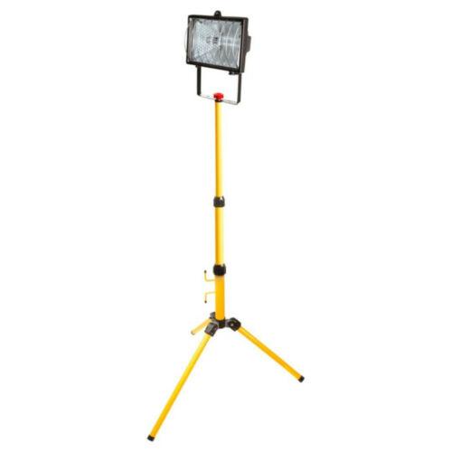 Topex halogén lámpa 230V 400W 1,8m állványos