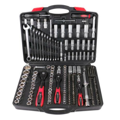 """Z-Tools dugókulcs készlet 1/4""""+3/8""""+1/2"""" 219db"""