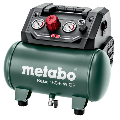 Metabo kompresszor Basic 160-6 W OF