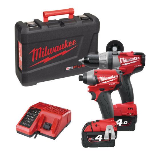 Milwaukee M18 PP2A-4 Erőcsom. M18 PP2A-402C