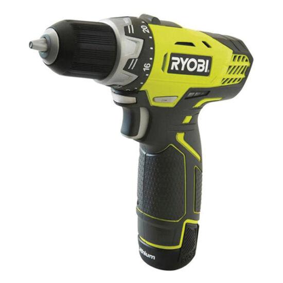 Ryobi R12PDD-L13S Fúrócsavarozó 2 seb, 12 V, 1X1,3 (5133001800)