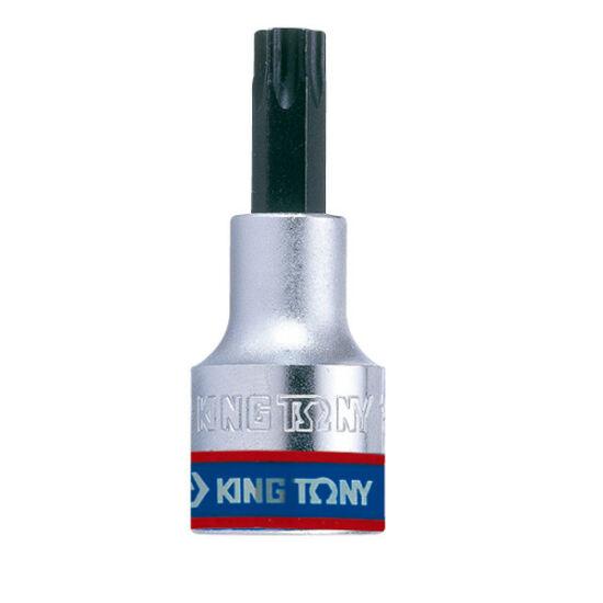 Torx bitfej 3/8˝ T50 L=50mm King Tony