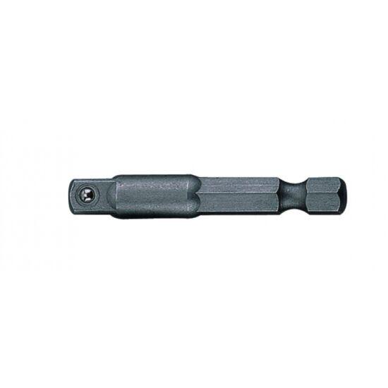 """Bit adapter 1/4""""-1/4"""" L=50 mm King Tony (770250)"""